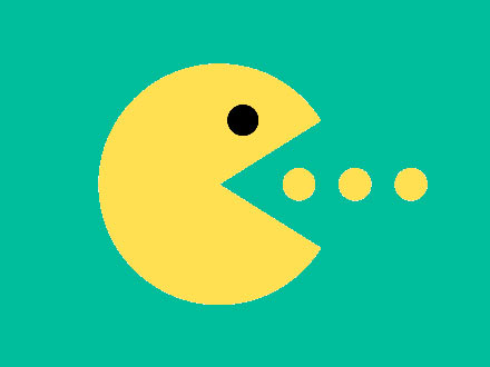 Pac-Man и PowerPoint: осторожно - 3D!