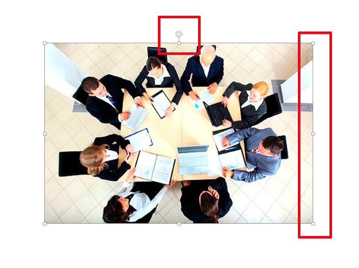 вставка изображения в PowerPoint
