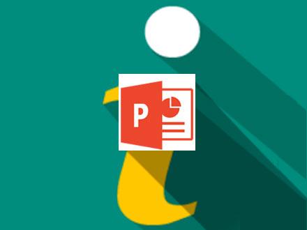 Как сделать текст по кругу в программе PowerPoint