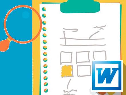 Как выделить текст в MS Word?