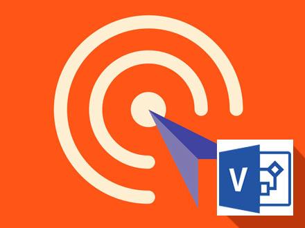 Как создать всплывающие подсказки в MS Visio
