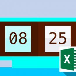 Порядок арифметических операций в MS Excel