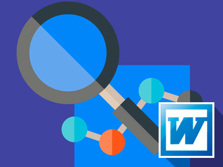 Как создать шаблон отрывного объявления в MS Word