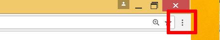 Как открыть настройки Google Chrome
