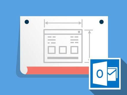 Настройка расписания получения почты в Outlook