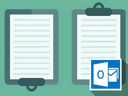 Как создать шаблон письма в MS Outlook